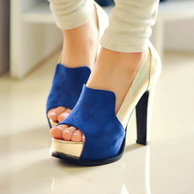 2013 new women fashion high heel shoes