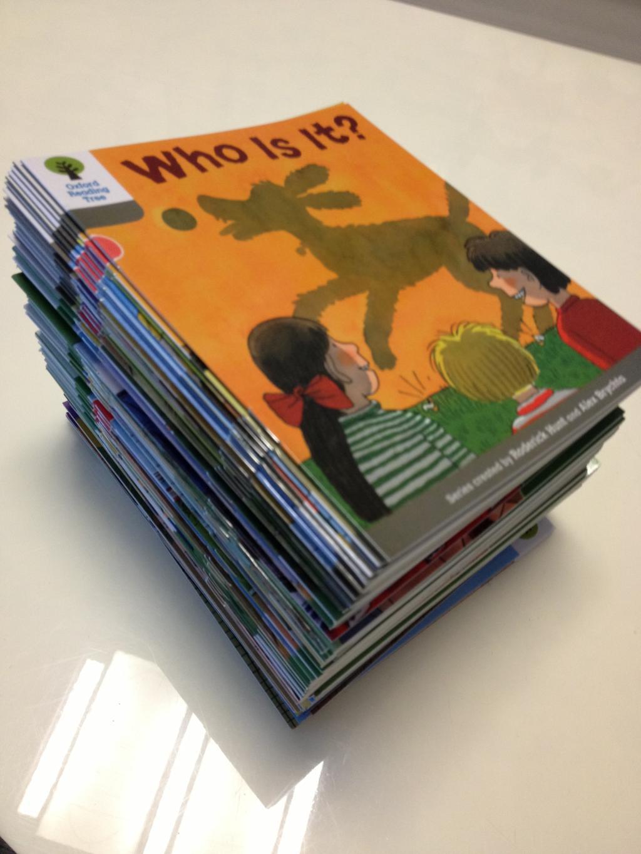 Детский набор для развития памяти Oxford reading tree stage1 NJS/s1 Oxford Reading Tree 60