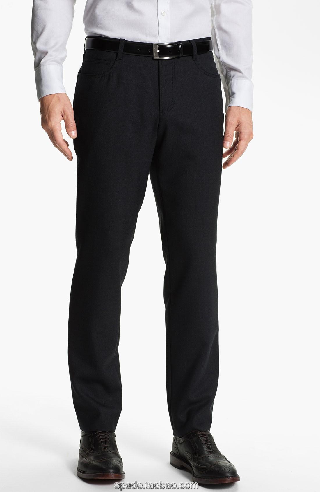 Классические брюки Hugo Boss 625831 Boss