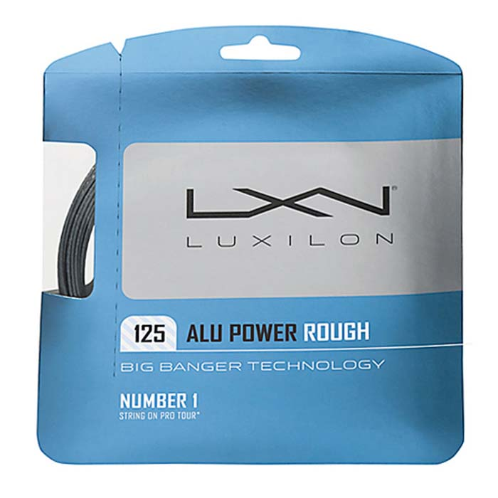 Леска для ракетки OTHER wrz9952 Luxilon Alu Power 125 Rough