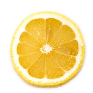 柠檬片卡通头像_