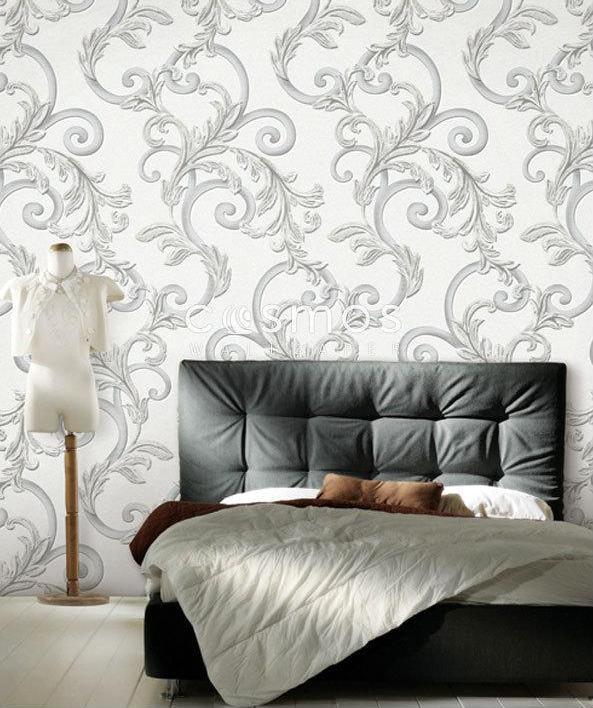 欧式艺术大师之作韩国进口卧室书房电视背景墙纸大卷PVC壁纸