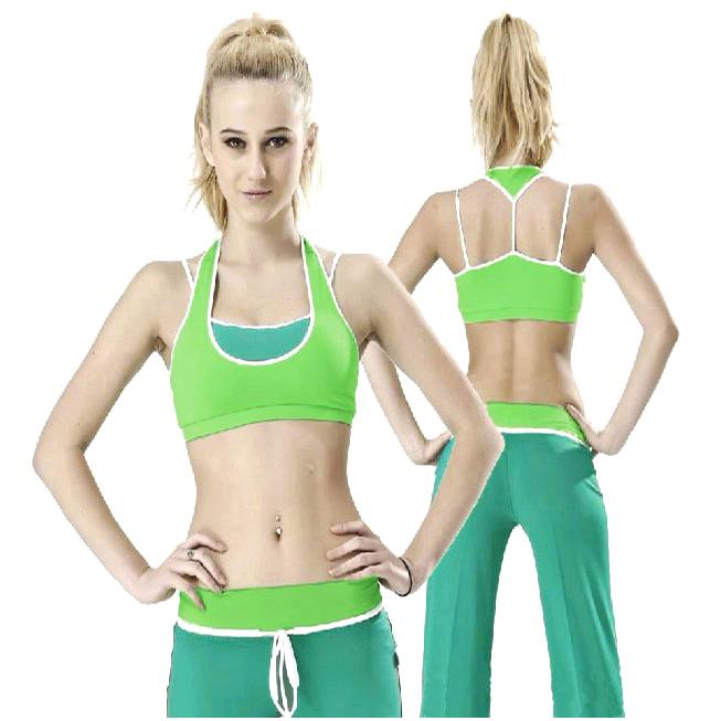 Одежда для йоги Fir Tong t81101 + y79950