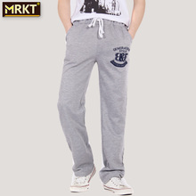 MR.KT new fashion men's casual pants Wei pants Korean men's casual pants Slim trousers summer tide