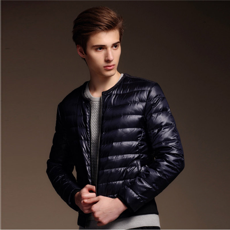 Пуховик мужской Europe and the United States foreign trade N13/6 Winter Down Jacket Men Coat DG