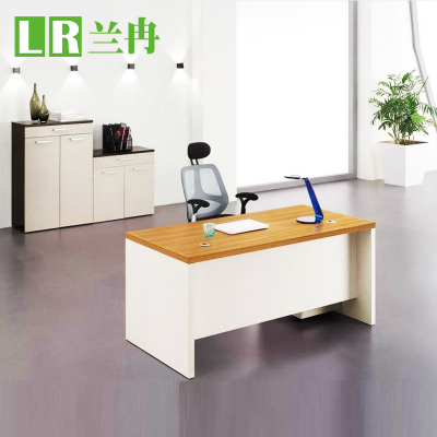 Lanran stylish simplicity boss Taipan table office desk office desk computer desk desktop home plate books and chairs