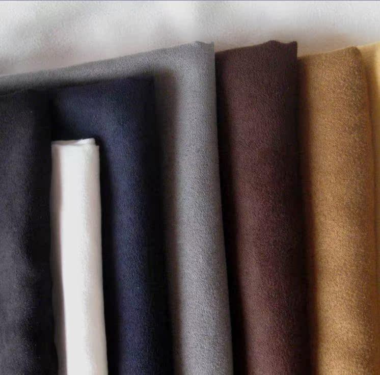 [布當家]麂皮絨(仿鹿皮)布料定做沙發座墊套/白紫色米色粉藍綠色圖片