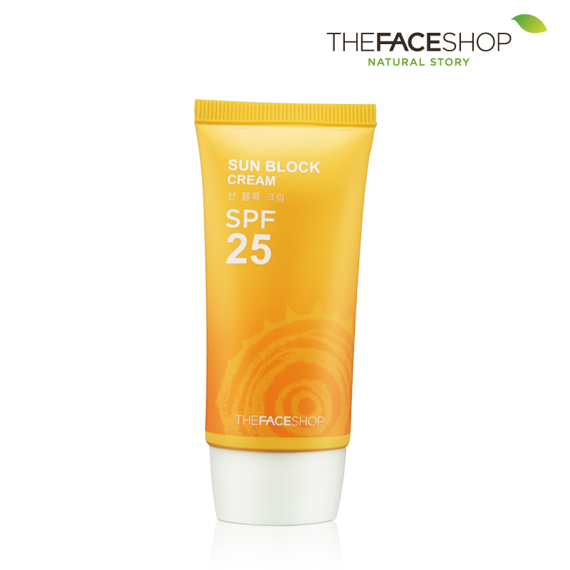 Солнце The face shop  HG SPF25