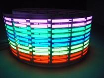 爆款!音响灯 汽车音乐声控灯 冷光灯 爆闪灯 后挡节奏灯 感应灯 价格:27.81