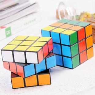 33,453-order magic cube of order 3 spring structure professional Rubik's cube Rubik's cube puzzle toy exercises your brain cells
