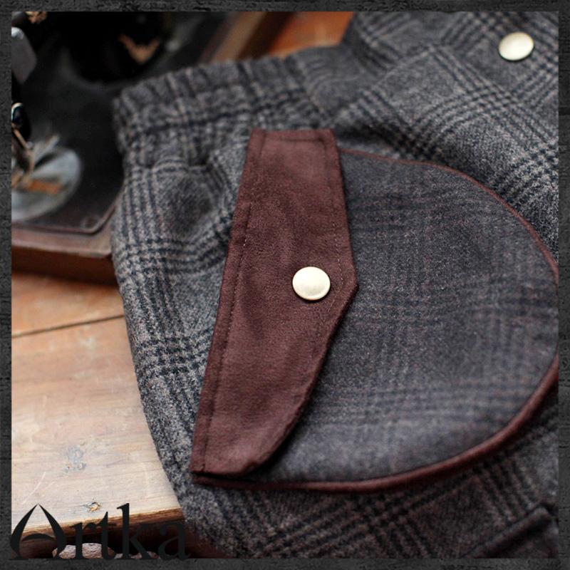 Женские брюки Artka a09705 Длинные брюки Прямые Оригинальный должны быть удалены Карман