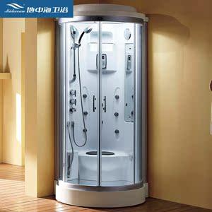 地中海卫浴 浴室简易...