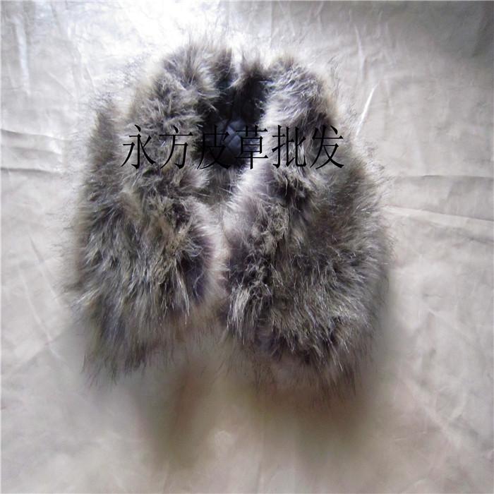 шарф Мужчины и женщины большие искусственные лисий мех воротник воротник белый воротник пальто вниз куртка теплая зима шарф Шарфы