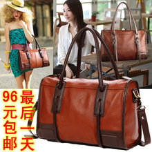 Excellent bag 2013 new wave of Korean fashion leather handbags leather shoulder messenger bag Knight