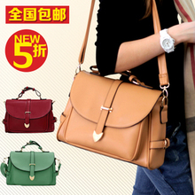 Wheat cat 2013 new Korean Institute of retro style messenger bag shoulder diagonal package female bag bag of tide