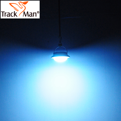 trackman camp outdoors in bright light tent camping lamp camping lights hanging lamp light 60LED household emergency lights