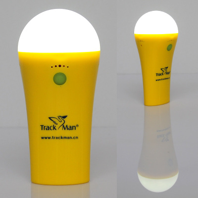 trackman outdoor tent camp lamp lights LED multifunction mobile phone power rechargeable flashlight