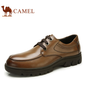 camel camel men's business casual shoes new winter popular men's fashion wear and leather shoes