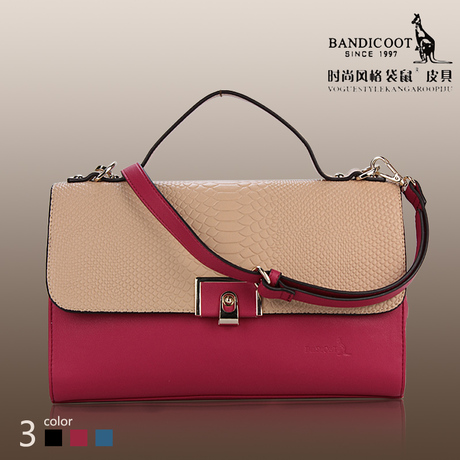 BANDICOOT brand Kangaroo 2013 Korean version of the new fashion lady wallet leather wallet love kittens cute girls long section