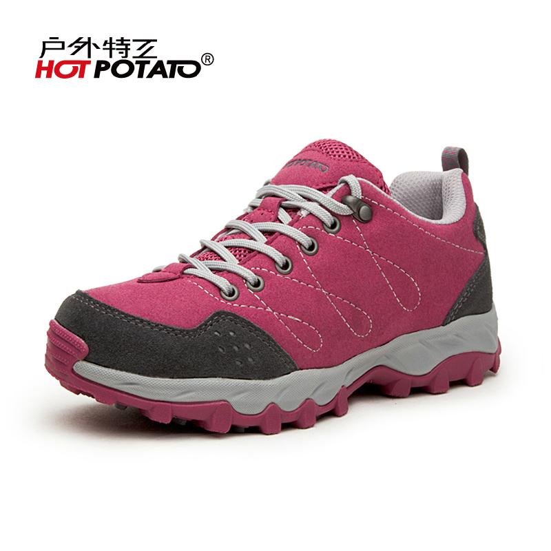 Мокасины, прогулочная обувь Hot potato hp6607/6608 Hot potato / outdoor agents