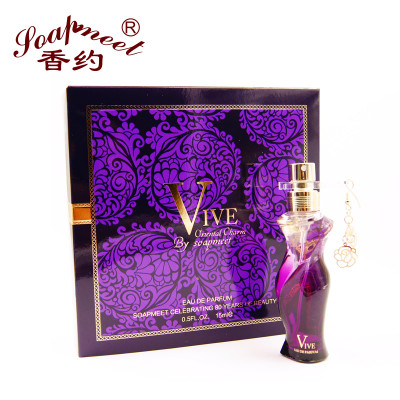 Hong fans about bird feathers night I really lasting light fragrance perfume 15ml fresh floral genuine special