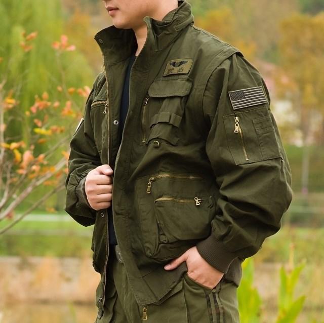 Куртки милитари спб