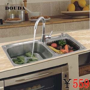 迪欧达水槽 304不锈钢...