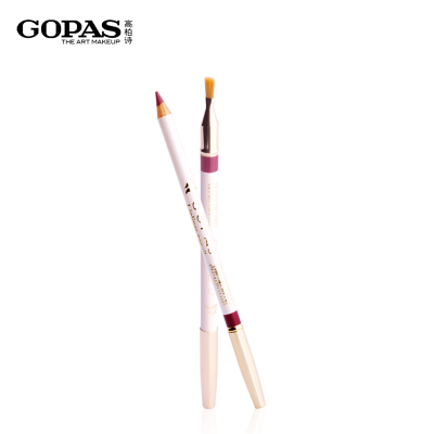 Counter genuine GOPAS / high Bo Lai Mei poetry GP02 lip liner (with brush)