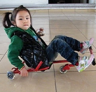 Children shilly-car swing car yo car foot scooter stroller car trolley genuine gift giver