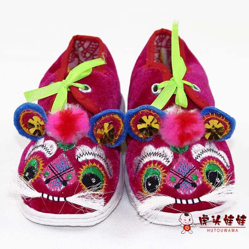 детская обувь Tiger/head dolls