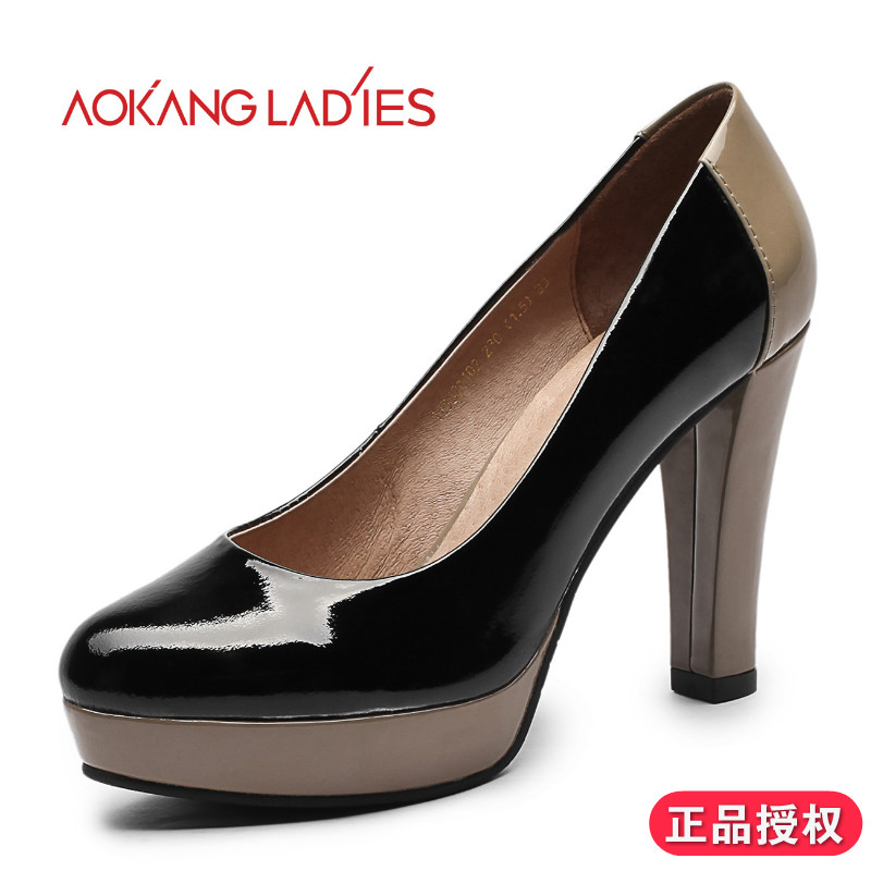 туфли Aokang ladies 123321102 103 2012