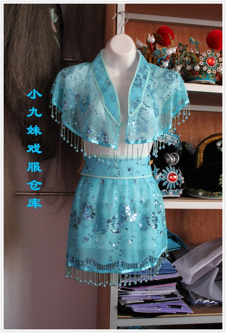 Национальный  костюм Little sister 051 2013