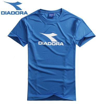 Diadora Men Tee genuine breathable quick-drying campaign T-shirt summer short-sleeved wicking perspiration