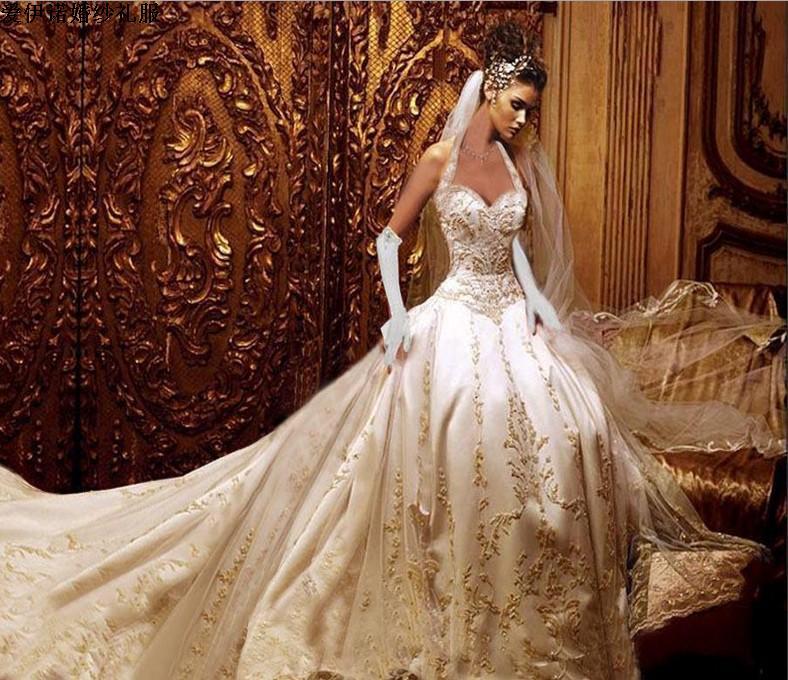 Свадебное платье Aiyinuo 2013