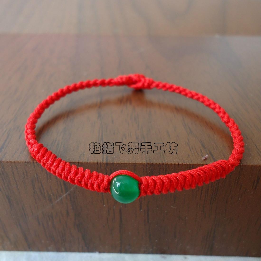 怎样用绳子编手链,如何用绳子编手链,用绳子编手链 ...