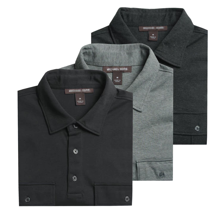 Рубашка поло OTHER Polo Короткие рукава (длина рукава <35см)