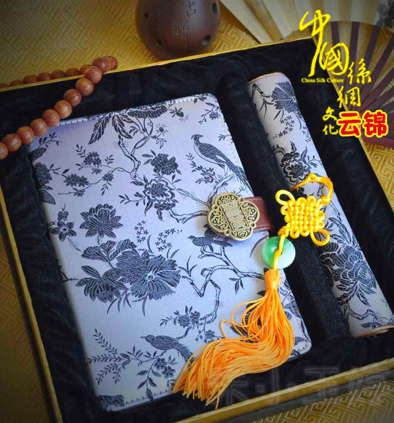 Этнический сувенир Малый бизнес подарки, отправленных за рубежом иностранных дел иностранцев с китайскими характеристиками дарить подарки бойфренд парча