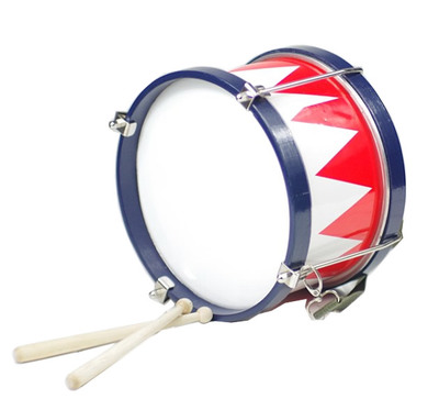 Free shipping classic American Orff instruments authentic snare super beautiful baby toy drums