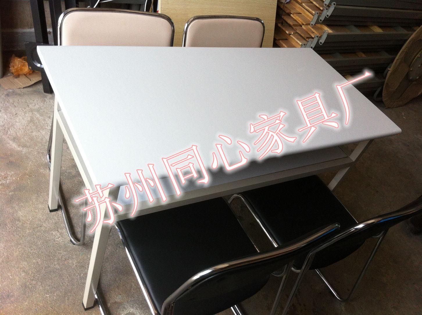 стол для учебных заведений Обучение фабрика прямых оптовых обеденный стол столовая таблицы таблица обеденный ресторан стулья чтения стол двойной