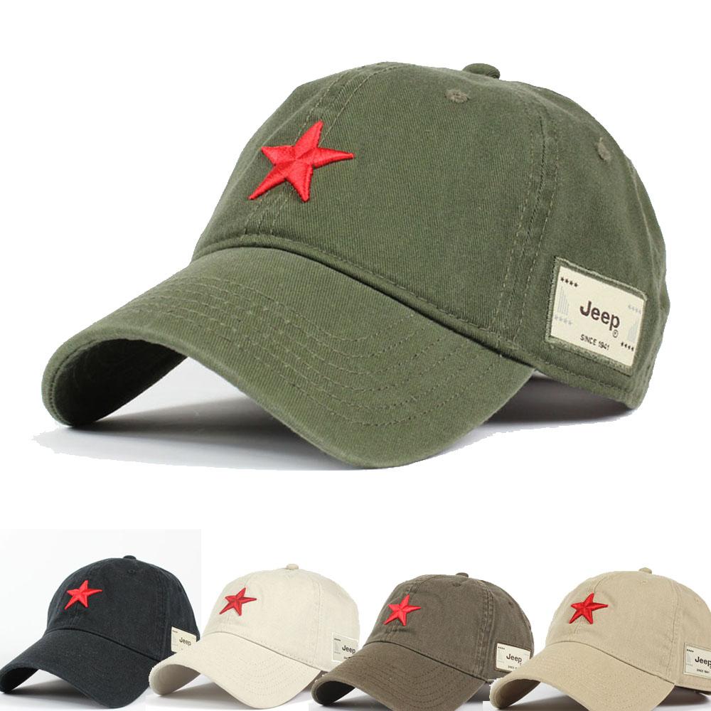 帽_红星 帽子