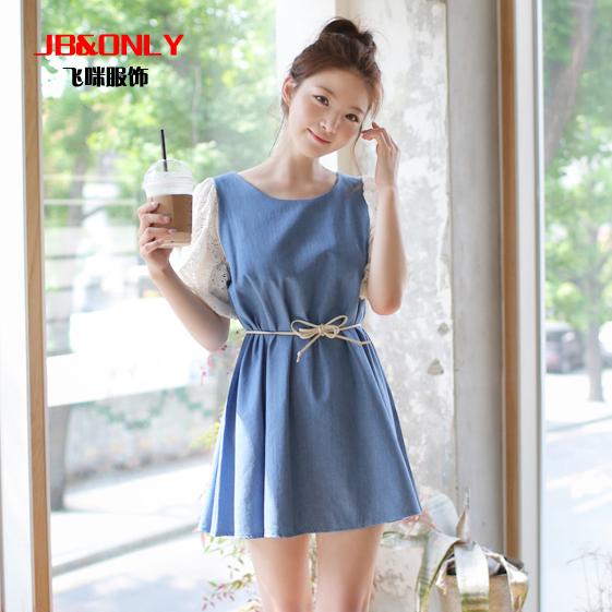 Женское платье JB ops1541 Jbonly 2013 Осень 2013 Джинсы