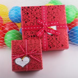 爱心喜糖盒婚礼专用喜糖盒婚礼礼盒组合喜糖套装