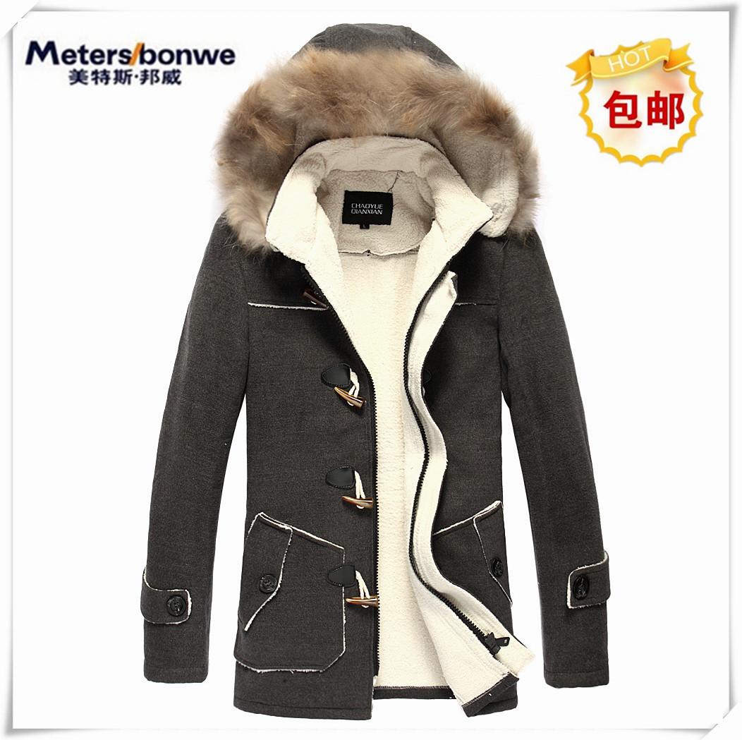 Пальто мужское The meters Bonwe 8290