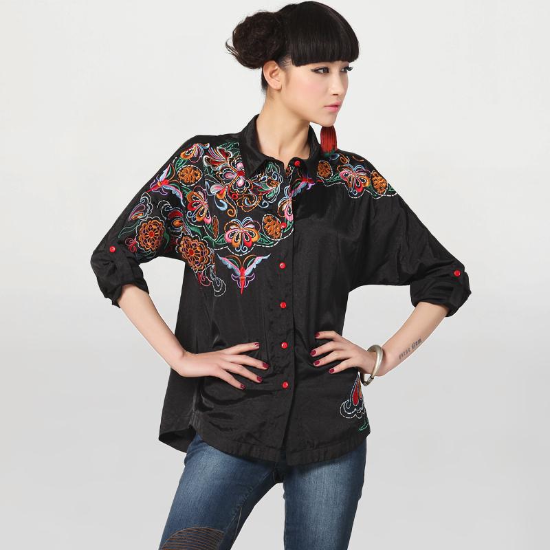 женская рубашка Liebo 51130032