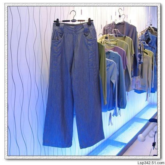 Женские брюки Товары отвальных 10-30 процентов Распродажа счетчики аутентичные цвета 3071670 широкий ноги брюки был 368