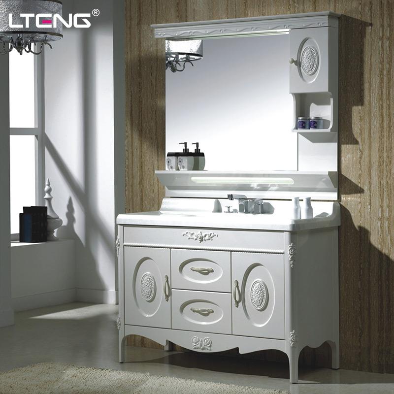 欧式实木洗脸柜组合LT-3120