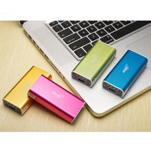华美P3 三星htc苹果移动电源 iphone4/5手机充电宝 5000毫安电池