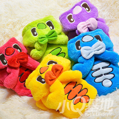 3 free shipping Anita Stitch plush teddy dog ??clothes winter clothes five color options