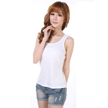 [Special] every day, new cotton short-sleeved T-shirt vest 4 color special 9.9 yuan spike