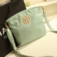 2013 summer new Korean version of the candy-colored vintage European and American fashion casual shoulder diagonal packet female bag bag of tide